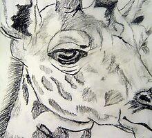 Giraffe by Brittany Ketcham