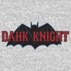 Ben Affleck is the Dahk Knight by xnmex