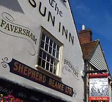 The Sun Inn, Faversham by wiggyofipswich