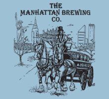 The Manhattan Brewing Company by apparel75