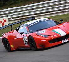 Ferrari 458 GT3 - Cameron and Griffin by Matt Dean
