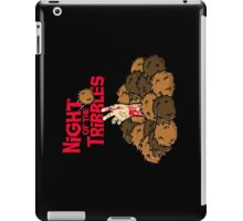 Night of the Tribbles iPad Case/Skin