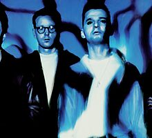 Depeche Mode 1990 by sibeling