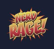 NERD RAGE! by GraphicBrat