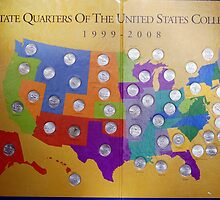 The state quarters by Braydon
