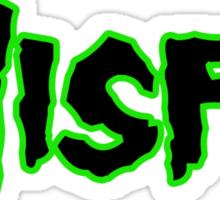misfits misfit Sticker