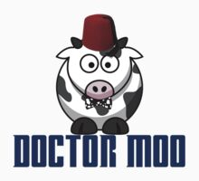 Doctor moo- Fez by Pixie Jones