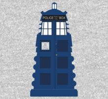 Dalek Tardis by leea1968