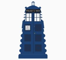 Dalek Tardis Kids Clothes