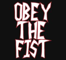 Invader Zim commands you to. . .OBEY THE FIST! by GraphicBrat
