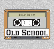 OLD SCHOOL CASSETTE by Paaows