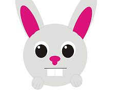 Cartoon Bunny by kwg2200