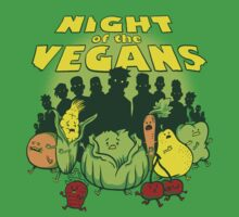 Night of the Vegans by Rebekie Bennington