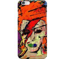 David Bowie. A Lad Insane iPhone Case/Skin