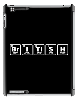 British - Periodic Table by graphix