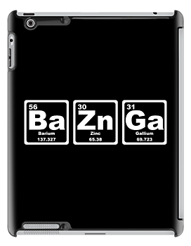 BaZnGa - Periodic Table by graphix
