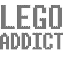 lego addict by uberfrau