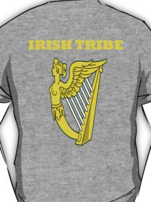 IRISH TRIBE IRELAND HARP T-Shirt