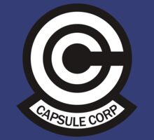 Capsule Corp. by innercoma