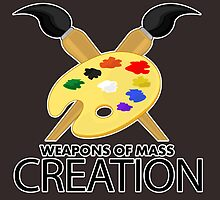 Weapons of mass creation - Army by Adamzworld