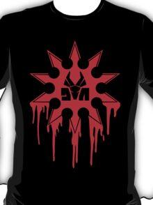 Die Antwoord Ninja Star (Red Version) T-Shirt