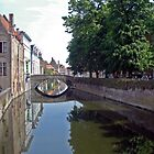 Bruges Canal by JenThompson85