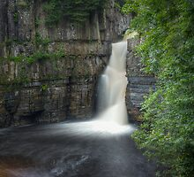 High Force Classic View by Angie Morton