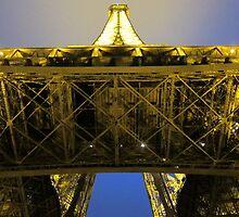 La Tour Eiffel-The Eiffel Tower by doctorwoods