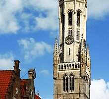Bruges Clock Tower... by This is Fife Scotland