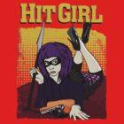 Pulp Hitgirl by CheriCheriLady