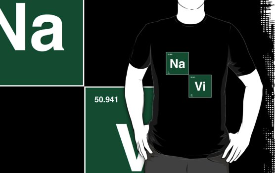 Na`Vi and Breaking Bad by nashby