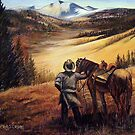 Wolfcreek Pass by Susan Bergstrom