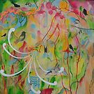 Birdsong by artbytego