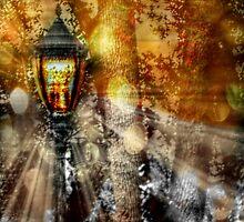 LampPost in Narnia by Jane Neill-Hancock