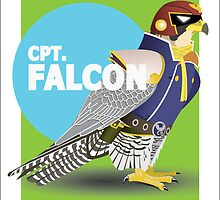 Cpt. Falcon by Samanator