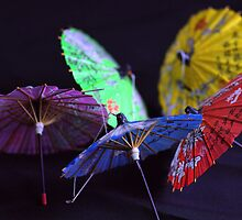 Parasols I by MarthaBurns