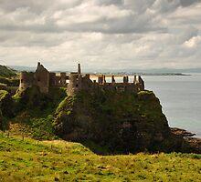 Dunluce Castle by Rachel Slater