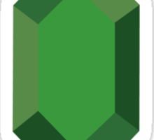 Zelda Rupees Sticker