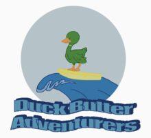 Duck Butter Adventurers by DanoDude