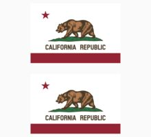 California Republic ×2 by krop ★ $1.49 stickers