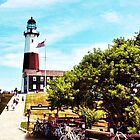 Montauk Lighthouse by Polly Peacock