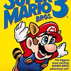 Super Mario Bros 3 by thevillain