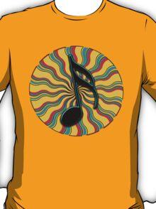 Summertime Semiquaver -  16th Note Music Symbol T-Shirt