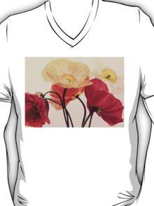 Posing Poppies T-Shirt