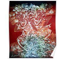 Bali dancer Poster