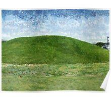 Nikwasi Mound Poster