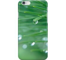 raindrop iPhone Case/Skin