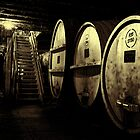 Tahbilk Winery (Inside The Wine Cellar) by djzontheball
