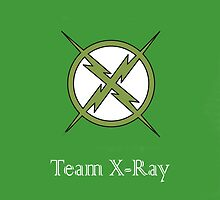 Team X-Ray! by Emma Smith