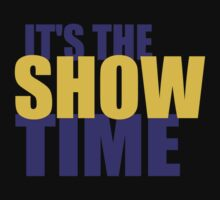It's the showtime by arrow3